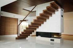 Wooden Staircases, New Homes, Carpet, Stairs, Architecture, Inspiration, Home Decor, House Ideas, Interiors