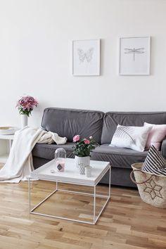 MA MAISON BLANCHE: naše bydlení