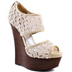bebe shoes cream