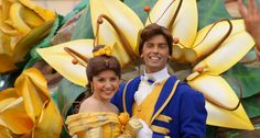 Disney's Once Upon A Dream Parade: Dreams of Romance @ Disneyland Paris