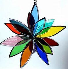 Stained Glass Suncatcher | Deco Glass | Pinterest