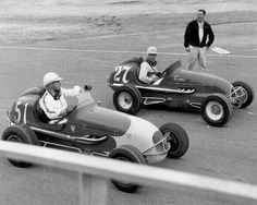 Dean Meltzer Handmade Midget Racecar 18
