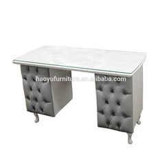 Source XJ06 Morden nail manicure table,double nail table on m.alibaba.com