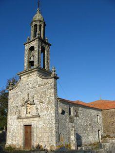 Iglesia de Soutolongo (s. XVII)