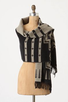 Canyon De Chelly Scarf | Anthropologie