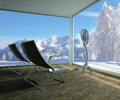 Futuristic Lighting Design to be Eco-friendly Indoor and Outdoor