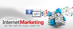 Meet your goals with the best Chicago based internet marketing services agency USA. We assist you and your websites with the best professional touch in terms of SEO, SEM, SMO, CPA, PPC, Email and E-WOM. We can also facilitate you with extraordinary services like content writing services, designing, maintenance and marketing services for your web-businesses.