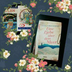 """Eulenmalbücher und """"Eine Liebe über dem Meer"""" sind heute bei mir eingezogen"""