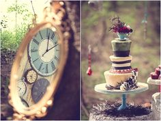Alice in Wonderland - The Wedding Opera Watercolour Illustration, Flower Studio, Through The Looking Glass, High Gloss, Wedding Stationery, Alice In Wonderland, Sweet Treats, Stylists, Wedding Decorations