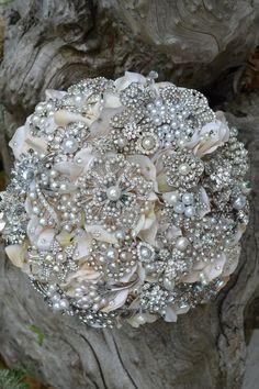 Fabulous Brouch Bouquet