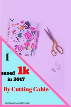 How I Saved Over $1k In 2017 By Cutting Cable #savemoney #cable #netflixandchill #amazon #affiliate #firestick