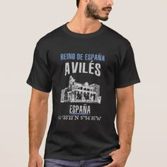 Avilés T-Shirt - diy cyo customize create your own personalize