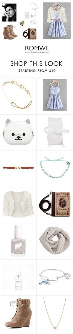"""A Walk In The Park"" by angelinamei ❤ liked on Polyvore featuring Jennifer Behr, Pochi, Pura Vida, WearAll, Sonia Rykiel, Charlotte Russe and ZoÃ« Chicco"