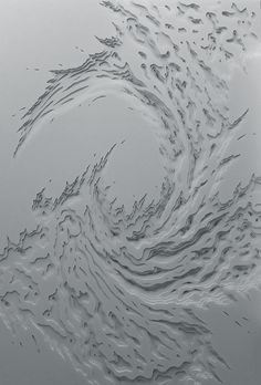 Rogan Brown | Wave | handcut paper
