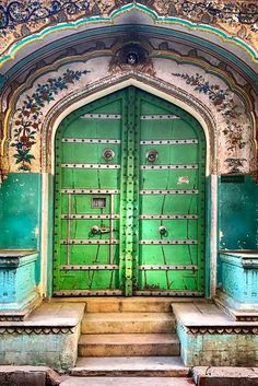 Jaipur, Rajasthan, India By doorsssssss