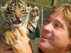 STEVE IRWIN-RIP. He passed away doing what he loved best.