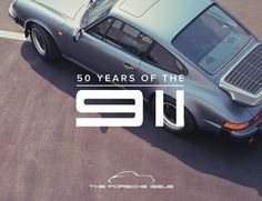 50 Years of the Porsche 911 | Gear Patrol