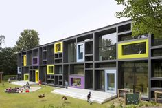Beiersdorf Childrens Day Care Centre by Kadawittfeldarchitektur | Yellowtrace