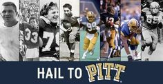 Hail the Panthers Western University, University Of Pittsburgh, Pittsburgh Sports, Pitt Football, College Football, Panthers Football, Pitt Panthers, Minnesota Wild, American Frontier