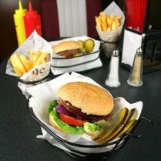 Image result for burger presentations