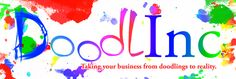 www.doodlinc.com - Created for the entrepreneur who needs that spark to go with your passion.