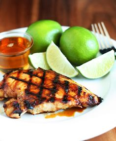 """""""Honey Lime Chicken"""" marinade plus many other recipes on cooking classy"""