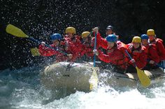Toby Creek - Rafting the Rockies Whitewater Rafting, Mountain Resort, Banff, Rocky Mountains, Calgary, Runners, Bucket, Horse, River