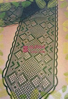 Bobbin Pattern scarf ref. BU 4752 Roka - Purchase online from our Internet store Internet Store, Bobbin Lace, Bohemian Rug, Pattern, Scrappy Quilts, Lace, Farmhouse Rugs, Crossstitch, Table Runner Pattern