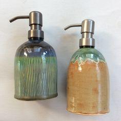Brian Breider Ceramic Soap Dispenser
