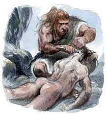 Image result for prehistoric neanderthal