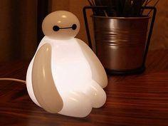 Big Hero 6 Baymax USB LED Lamp