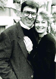 Leonard Nimoy & wife Susan Star Wars, Leonard Nimoy, Spock, Cinema, Hollywood, Memories, Actors, Film, Couple Photos