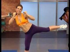 Jillian Michaels Banish Fat Boost Metabolism: Cardio Circuit #1