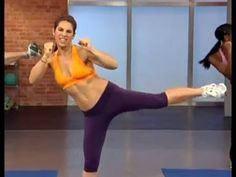 Jillian Michaels Banish Fat Boost Metabolism: Cardio Circuit 1