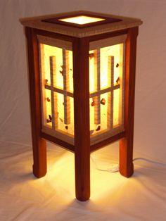 Soji Table Lamp