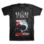 Rolling Stones Brisbane Shark T-Shirt