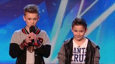 Britain's Got Talent S08E05 Bars & Melody Duo Rap an original anti-bullying song