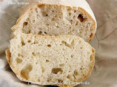 recette Pain Toscan {pane di Prato}