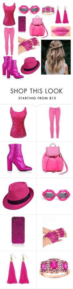 A fashion look from August 2016 featuring pink tank top, j crew jeans and pink booties. Browse and shop related looks. Linda Farrow, Rebecca Minkoff, Yves Saint Laurent, J Crew, Shoe Bag, Polyvore, Stuff To Buy, Shopping, Collection