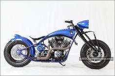 AMD World Championship, Kustoms Inc, bike details & gallery