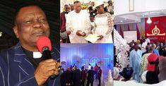 75 Year Old Popular Evangelist, Prophet Samuel Abiara Remarries