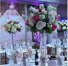 www.flowersbybrian.com Pink Centerpieces, Table Decorations, Wedding, Furniture, Home Decor, Valentines Day Weddings, Decoration Home, Room Decor, Home Furnishings