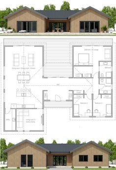 Plan de Maison #plandemaison #maison #projetdemaison
