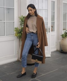 All Denim Outfit . All Denim Outfit . Winter Outfits For Teen Girls, Fall Winter Outfits, Autumn Winter Fashion, Classic Outfits, Casual Outfits, Fashion Outfits, Fashion Trends, Dress Casual, Londoner Mode