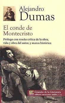 CONDE DE MONTECRISTO   ALEJANDRO DUMAS  SIGMARLIBROS