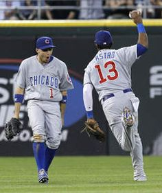 For Cubs shortstop Starlin Castro, the sky's the limit