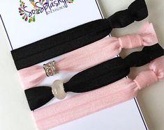 Party favors hair ties jewelry and accessories by SoSplashyDesigns Elastic Hair Ties, Party Favors, Etsy Seller, Creative, Accessories, Jewelry, Fashion, Hair Tie, Moda