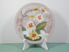 American Atalier at Home Orchid 5274 Porcelain Salad by 2lewa