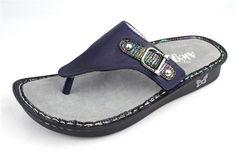 Alegria Vanessa Navy - now on Closeout! | Alegria Shoe Shop #AlegriaShoes
