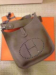 03a4b43ba47a Hermes Evelyne Gm Hermes Crossbody Bag